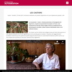 Doc 10 : Les Castors - Association Autogestion