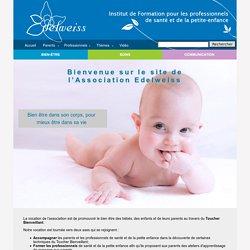 Association Edelweiss - Massage bébé et Toucher Bienveillant