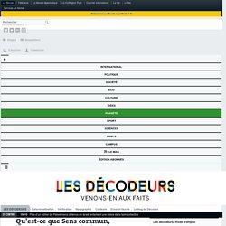 Qu'est-ce que Sens commun, l'association engagée dans la campagne de François Fillon?