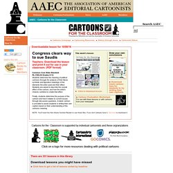 AAEC - Association of American Editorial Cartoonists