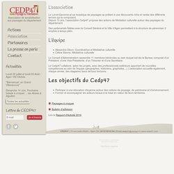 Association CEDP47 Agen