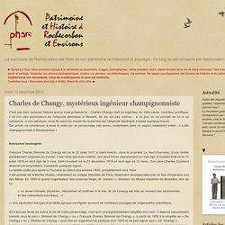 Le blog de l'association PHARE, Patrimoine & histoire à Rochecorbon et environs: Charles de Changy, mystérieux ingénieur champignonniste