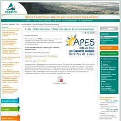 - Association des Cigales du Nord et du Pas-de-Calais -
