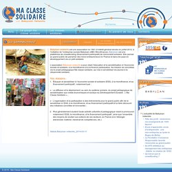 L'association - Ma Classe Solidaire Ma Classe Solidaire