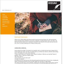 HISSAC Highlands and Islands Short Story Association and Writing Competition
