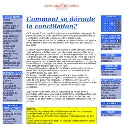 Association régionale des Conciliateurs de Justice de la cour d'appel de Colmar - Alsace