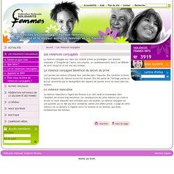 Association de lutte contre les violences conjugales - FNSF
