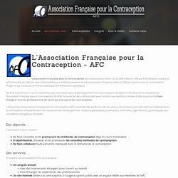 L'Association Française pour la Contraception