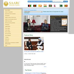 South Asian Association For Regional Cooperation | Home
