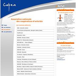 Copéa : Association nationale des coopératives d'activités
