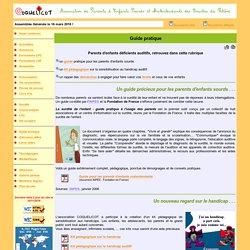 Guide pratique à l'attention des parents de l'Association Coquelicot