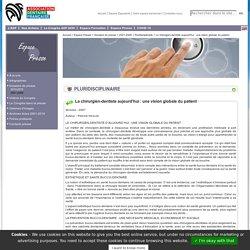 ADF - Association Dentaire Française - 2001-2009