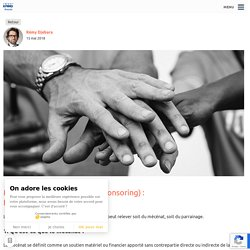 Association : Mécénat, Parrainage, Sponsoring), quelles différences