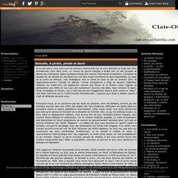Clair-obscur - Créé par l'association Areduc en 2007, Entre Les Lignes propose un regard différent sur l'actualité et la culture en France et dans le monde.