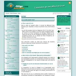 Association E-litige.com - Avion