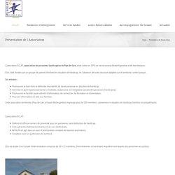 Association ECLAT – Présentation de l'Association