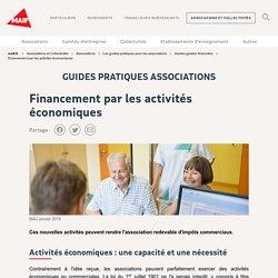 Financer une association avec une activité économique