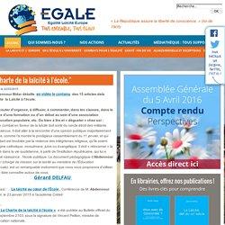 Association Egale - Egalité Laïcité Europe