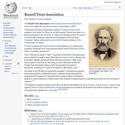 Russell Trust Association