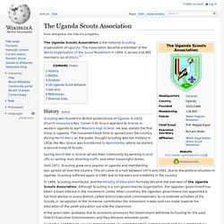 The Uganda Scouts Association