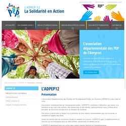 PEP12 ADPEP Aveyron 12 Association pupilles enseignement public économie sociale