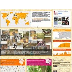 Le site de l'association Ethnologues en herbe