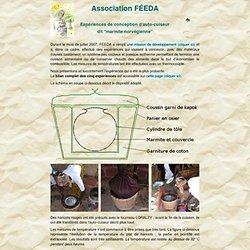 Association française FÉEDA : auto-cuiseur