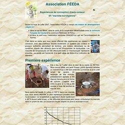Association fran�aise F�EDA : auto-cuiseur