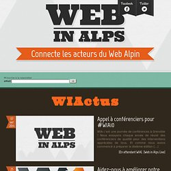 Web In Alps