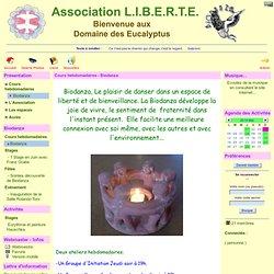 Association L.I.B.E.R.T.E. - Cours hebdomadaires - Biodanza