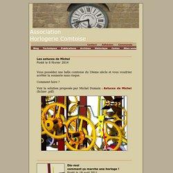 Association Horlogerie Comtoise