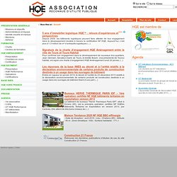 Association HQE