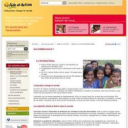association éducation à but humanitaire, parrainage enfant Inde, Sénégal : AEA