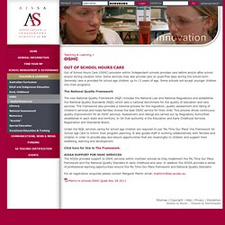 The Association of Independent Schools of South Australia