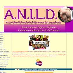 COWORKING actualités. Anild 2012. Association Intérimaires
