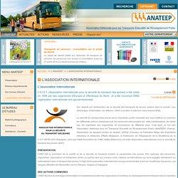ANATEEP - Transport scolaire et péri scolaire