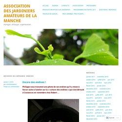 Association des jardiniers amateurs de la Manche