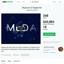 Museum of Digital Art by Digital Arts Association