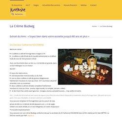 La Crème Budwig - Association Kousmine Française