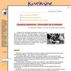Association Kousmine Française -