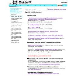Association Mix-Cité, Education