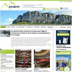 ANEM - Association Nationale des Elus de Montagne