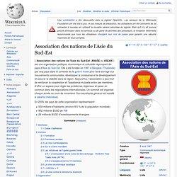 Association des nations de l'Asie du Sud-Est