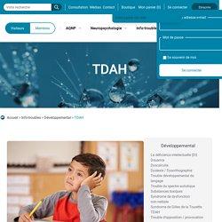 TDAH - Association Québécoise des Neuropsychologues