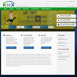 KNX Association - KNX Association [Official website]