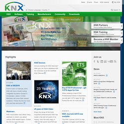 Association - KNX Association [Official website]