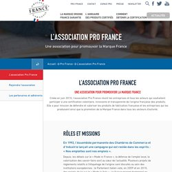 L'association Pro France