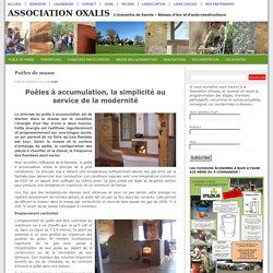 Association Oxalis » Poêles de masse