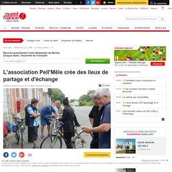 L'association Pell'Mêle crée des lieux de partage et d'échange