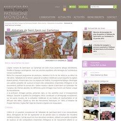 Association des Biens Français du Patrimoine Mondial